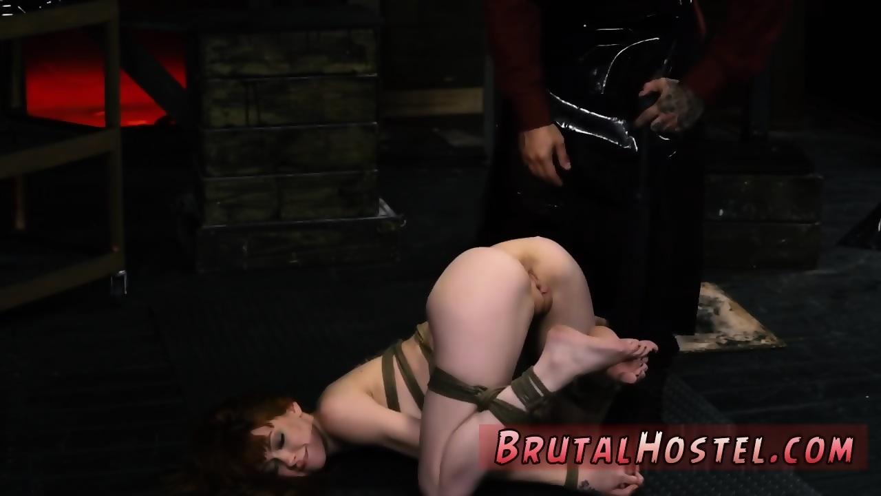 Rough Bbc Bondage Ebony