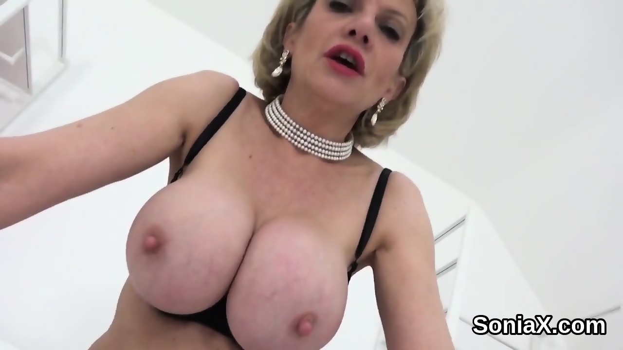 big tits home video