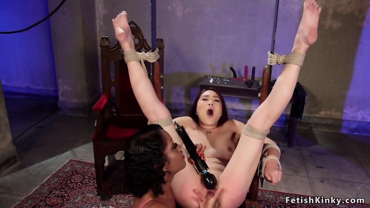 Asian Anal Masturbation Squirt