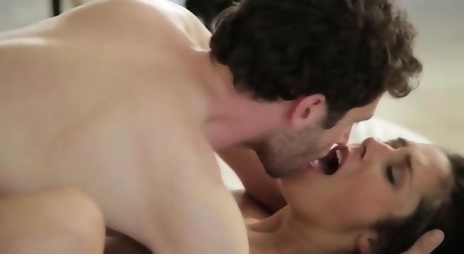 Reverse cowgirl sex moving