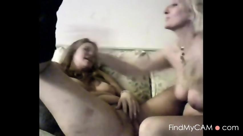 Amateur Lesbian Clit Sucking