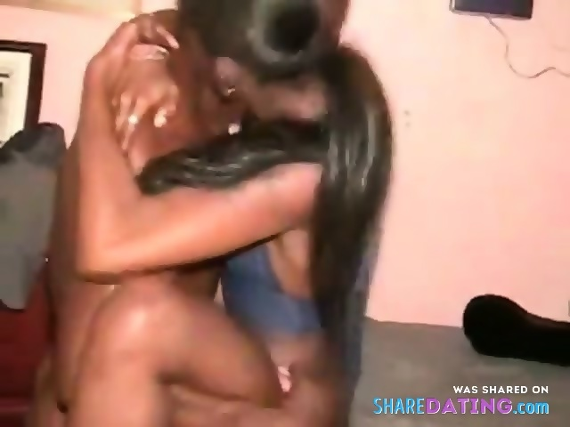 Amateur Ebony Sucking Dick