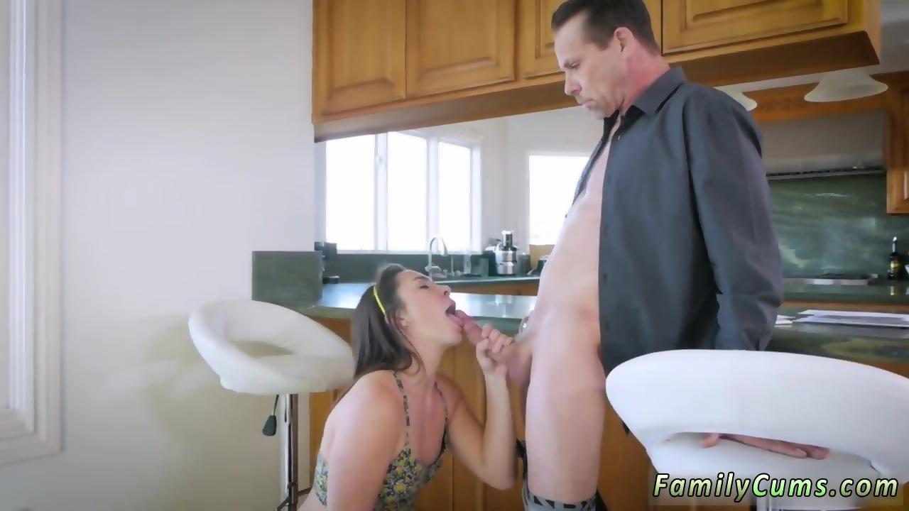 Girl tied to orgasm machine