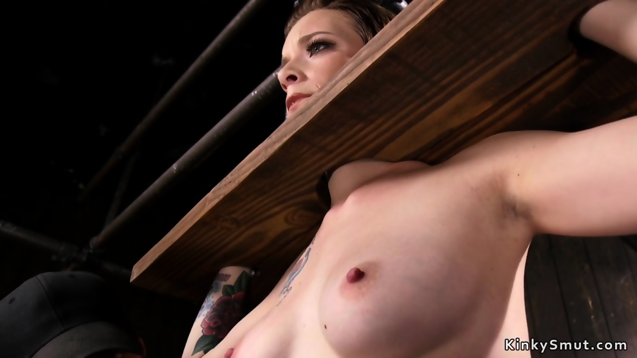 Jiggle and hot wax bondage   Porn pictures)