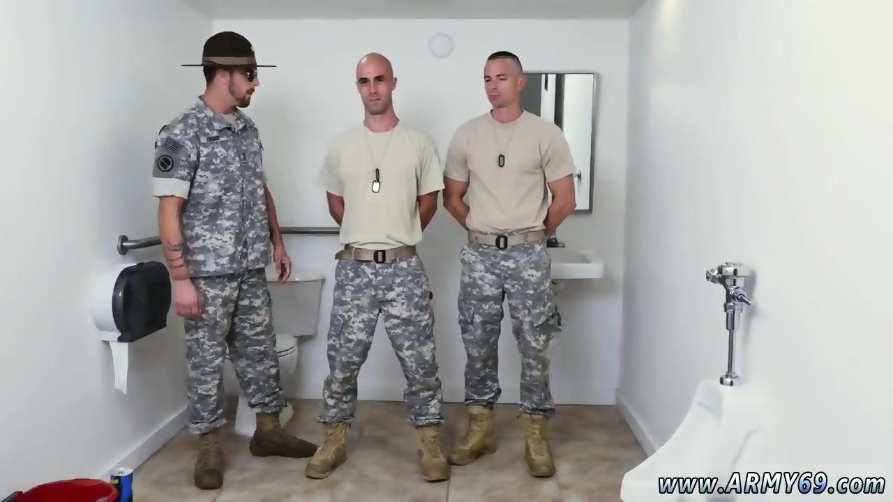 Big dick army men