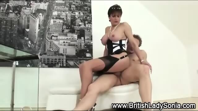 Sexy Mom Gets Fucked By Son