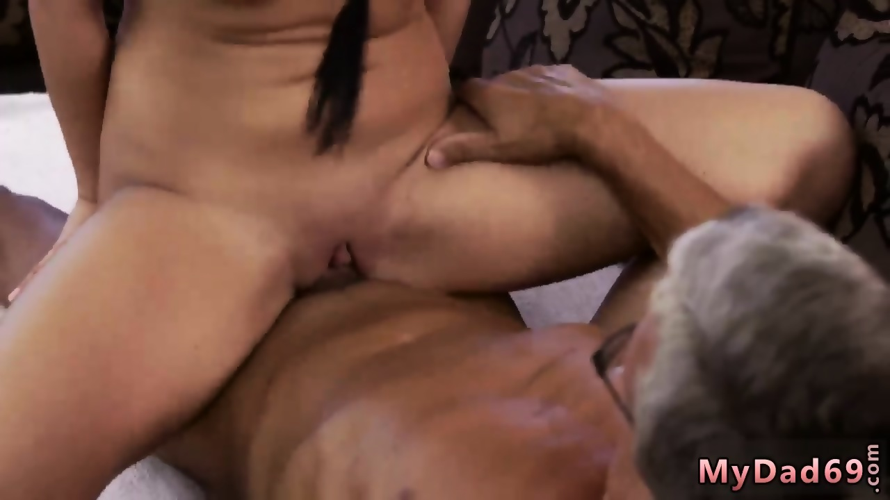 Teen Fucked Hard Old Man