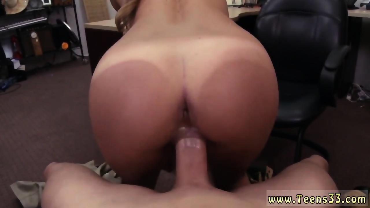 Small Tits Blonde Creampie