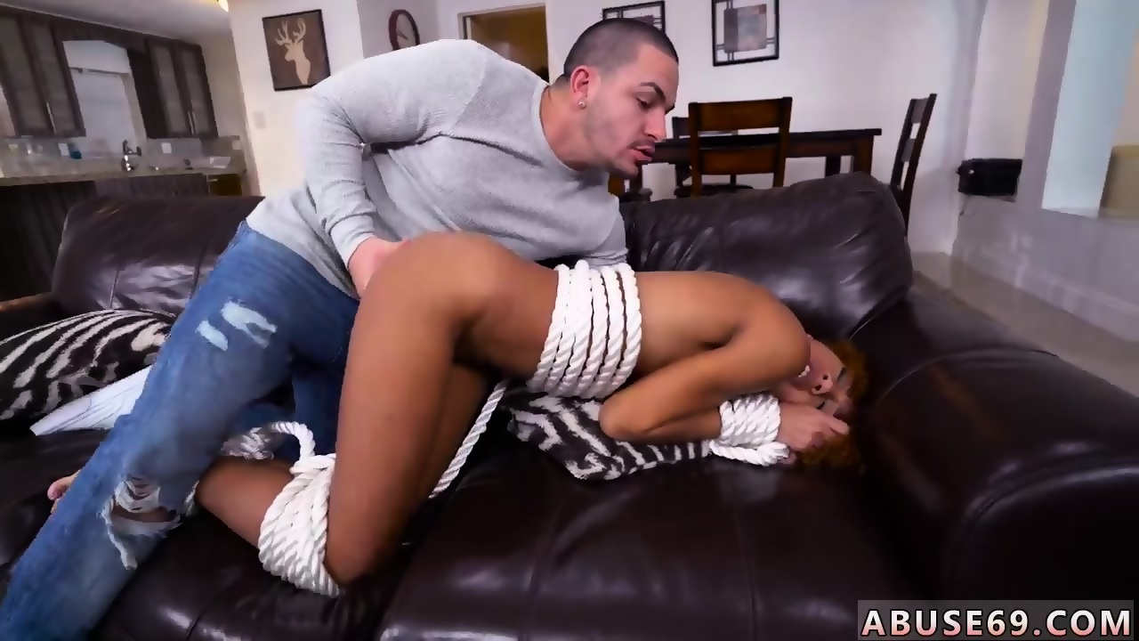 Big ass dirty anal first time Pretty Tied up - scene 4