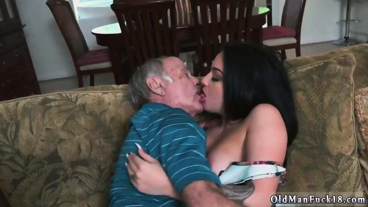 Switz girl fucking by old man