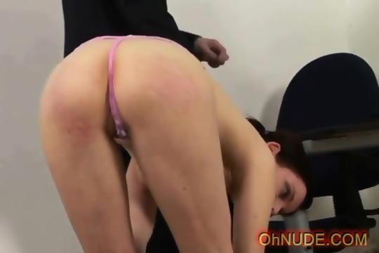 Adult man licking tits