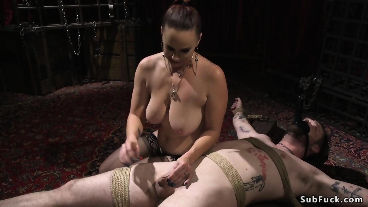 Male slave porn