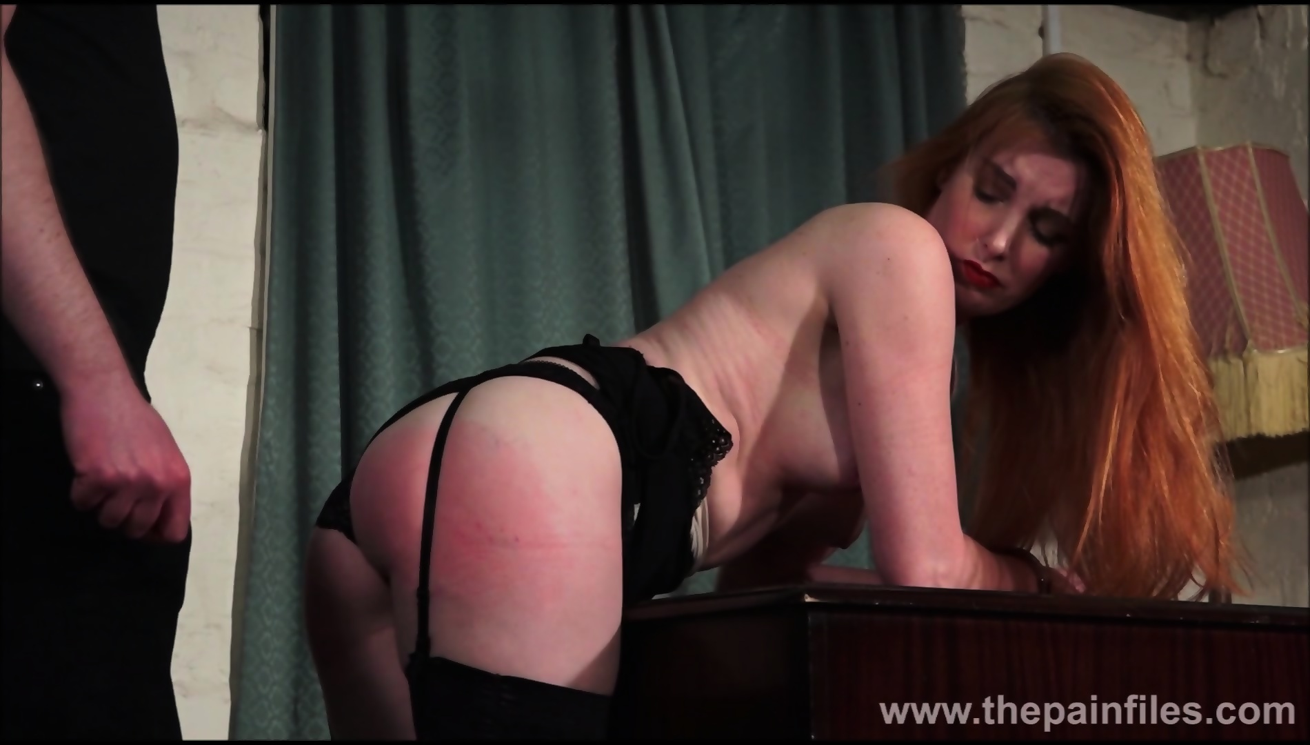 Redhead submissive