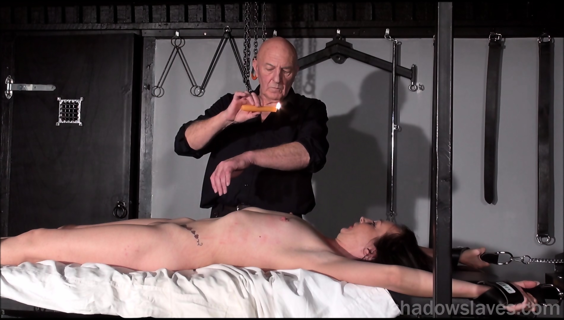 bdsm Dungeon master and