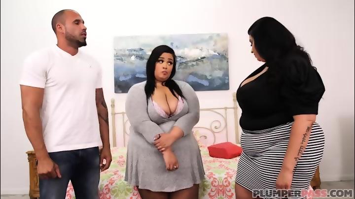 Ebony Bbw Fuck White Guy