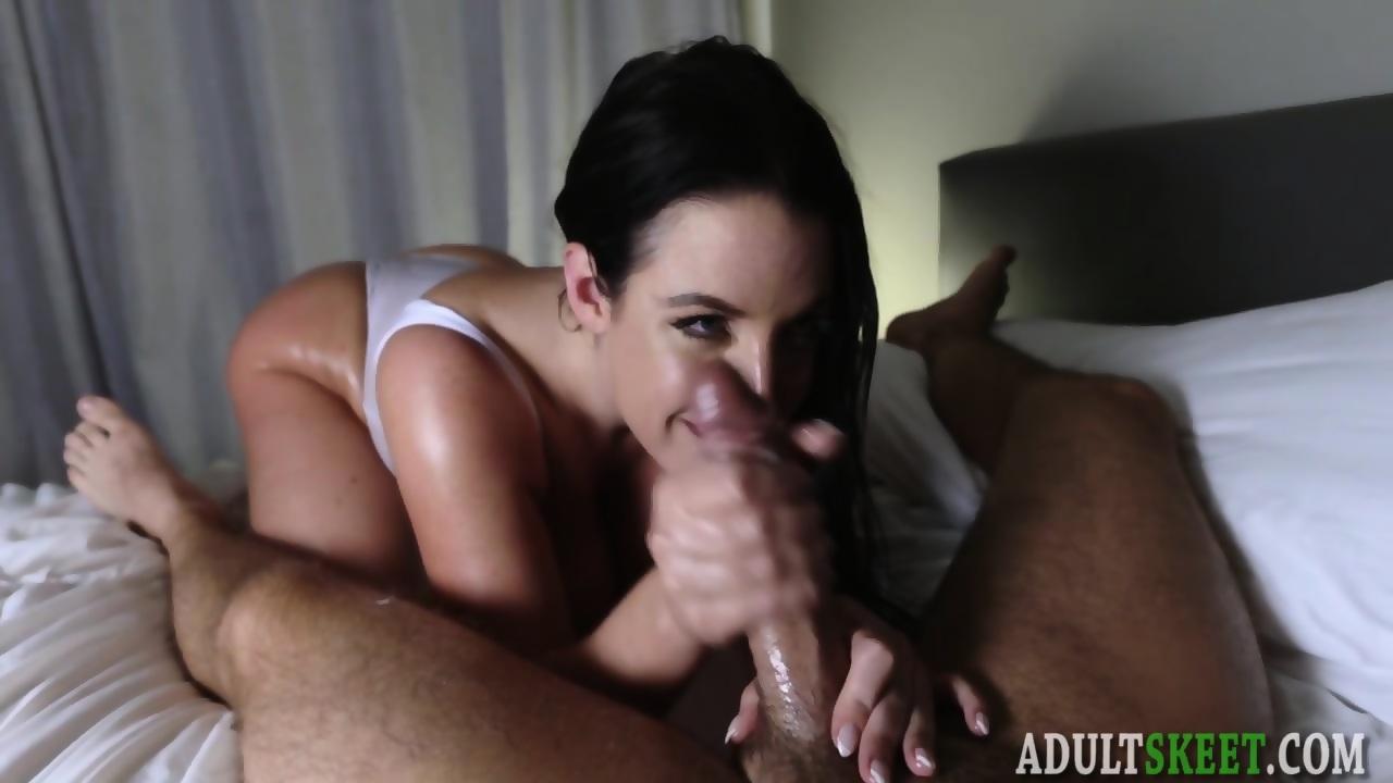 Latina Huge Natural Tits