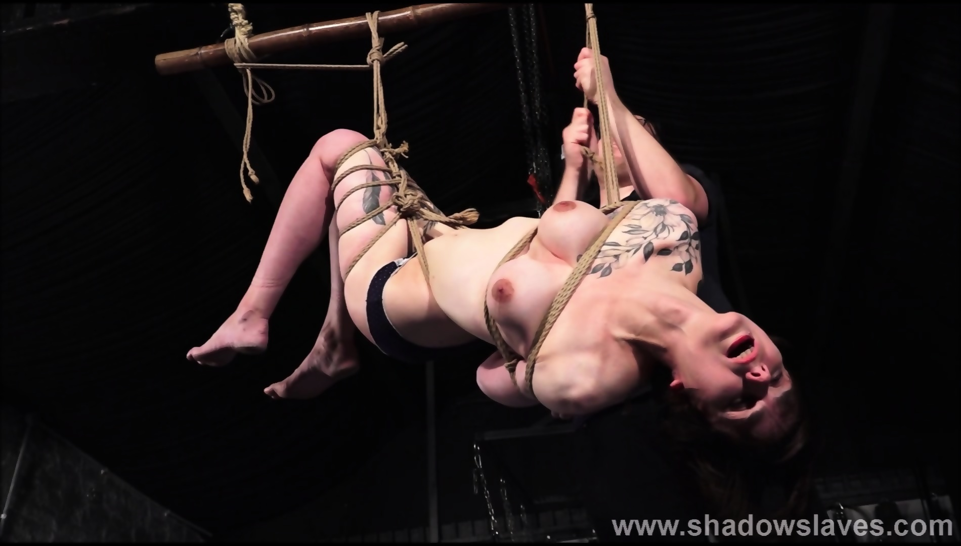 bdsm Tied up and tortured