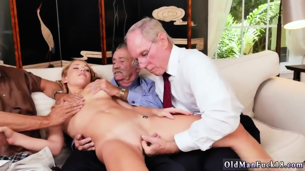 Risk daddy gangbang me was