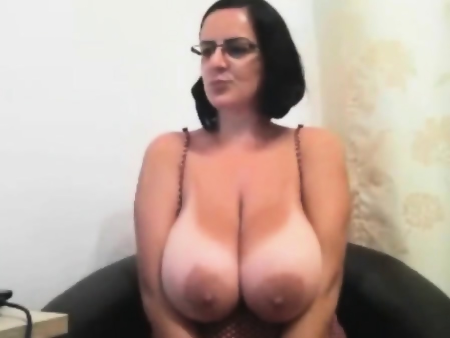Huge Natural Tits German