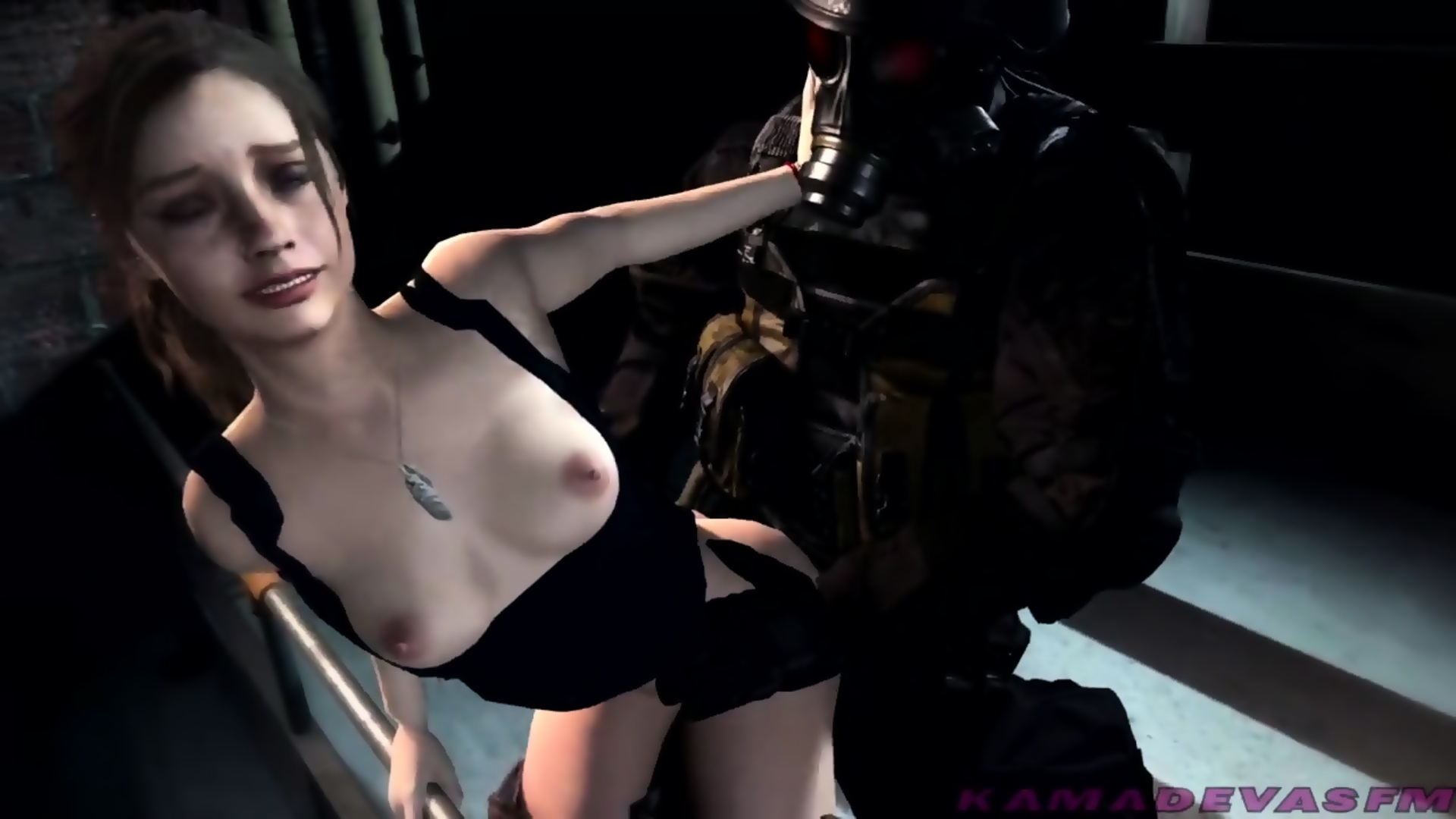 Necessary resident claire redfield hentai turns!
