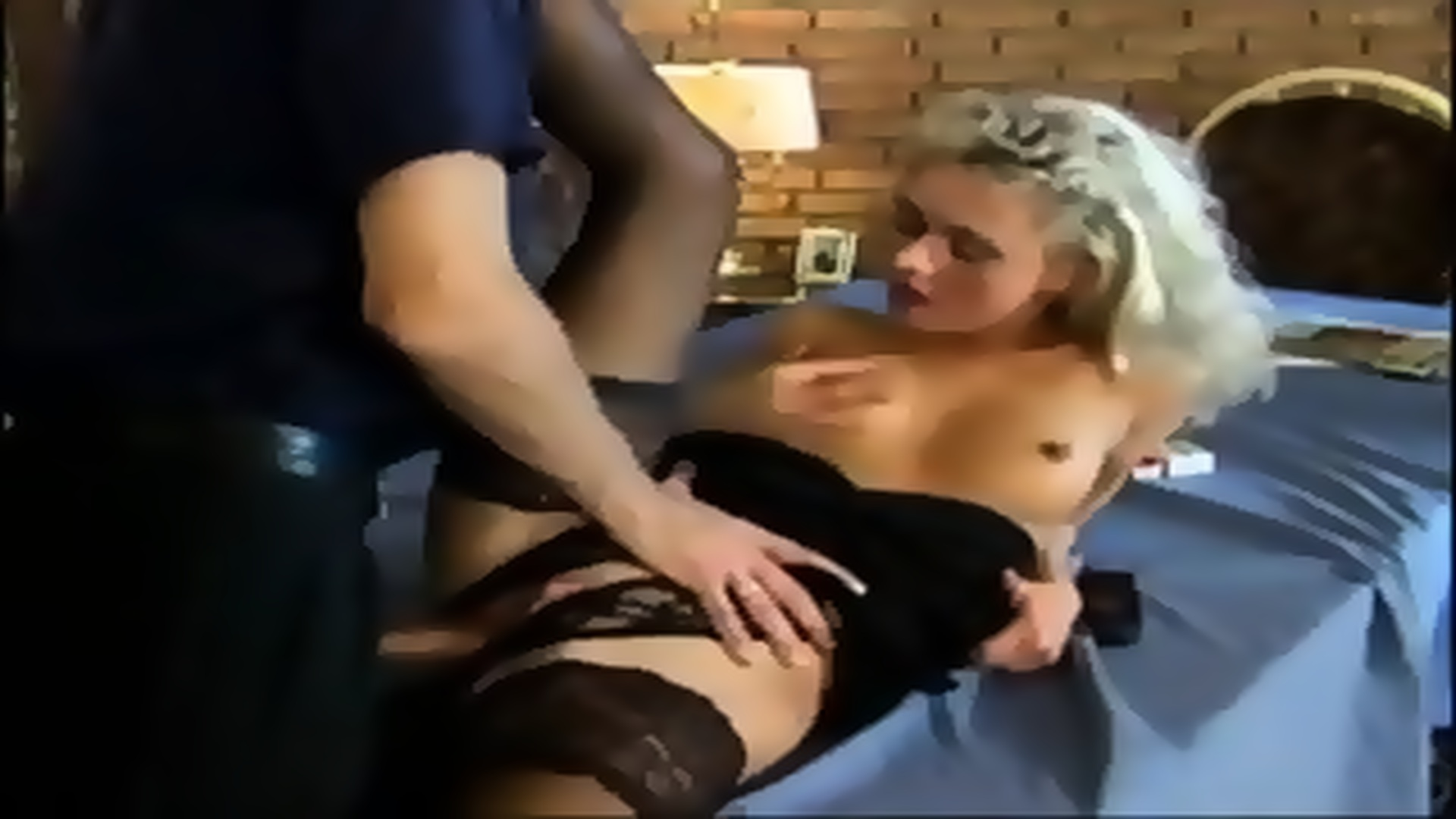 blondine durchgefickt