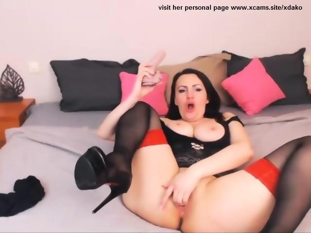 Big Tit Milf Picked Up Fucked