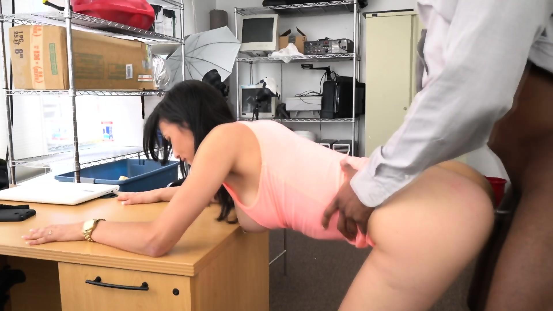 Job interview sex video