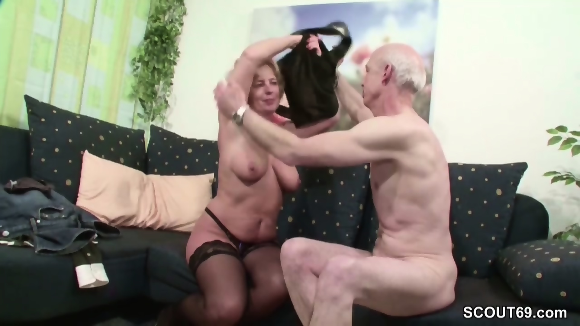 Deutscher Opa Porn