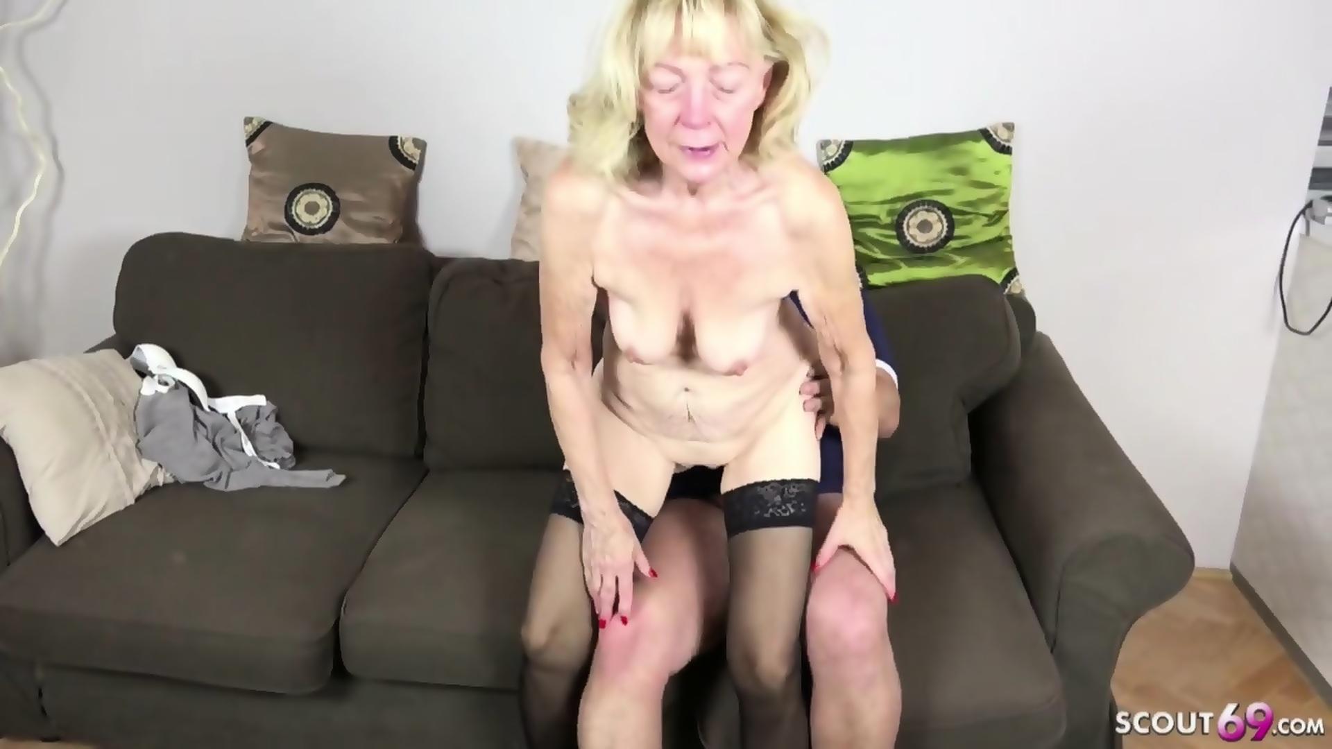 Alte omas beim sex
