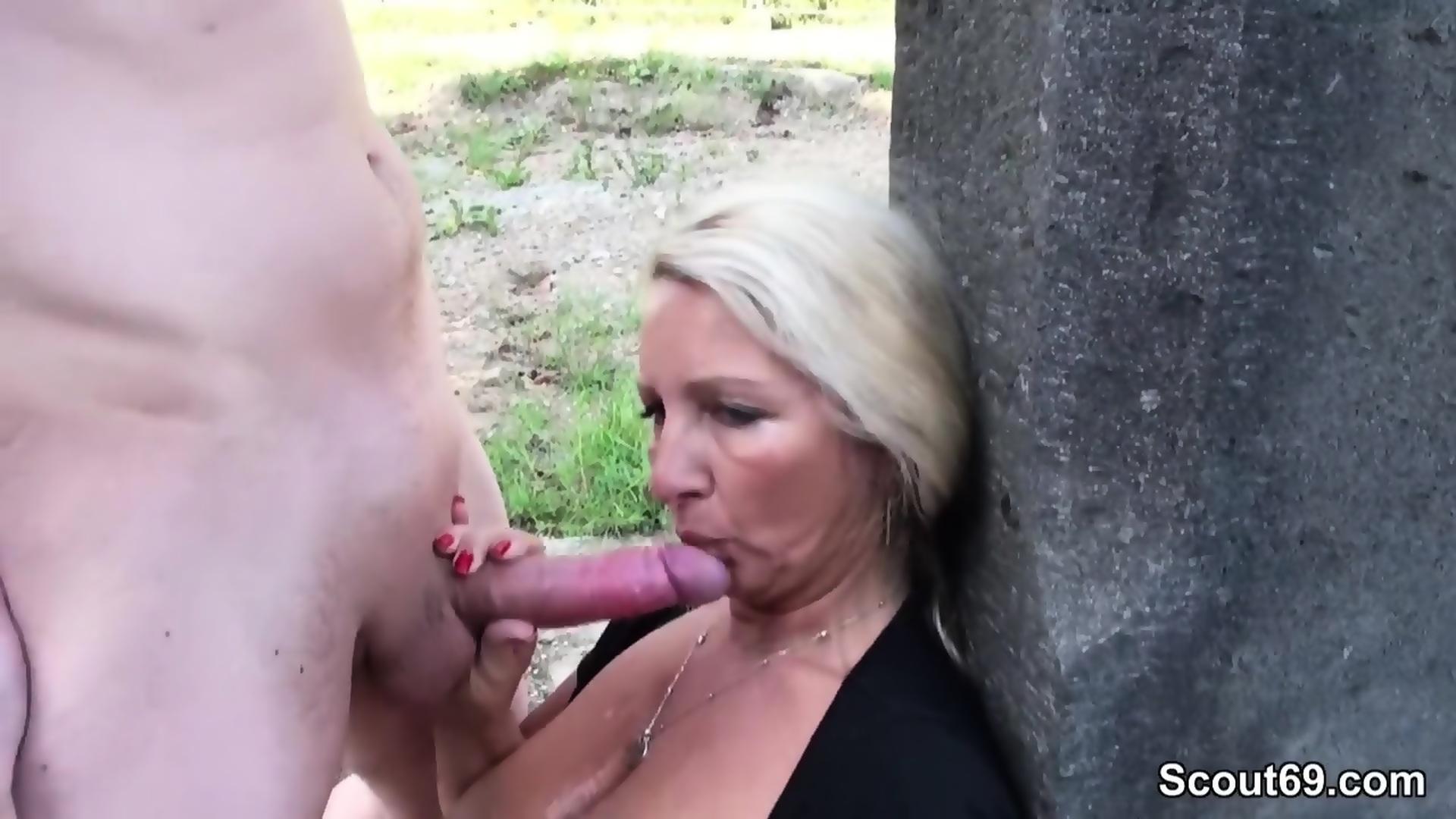 Granny mom tube