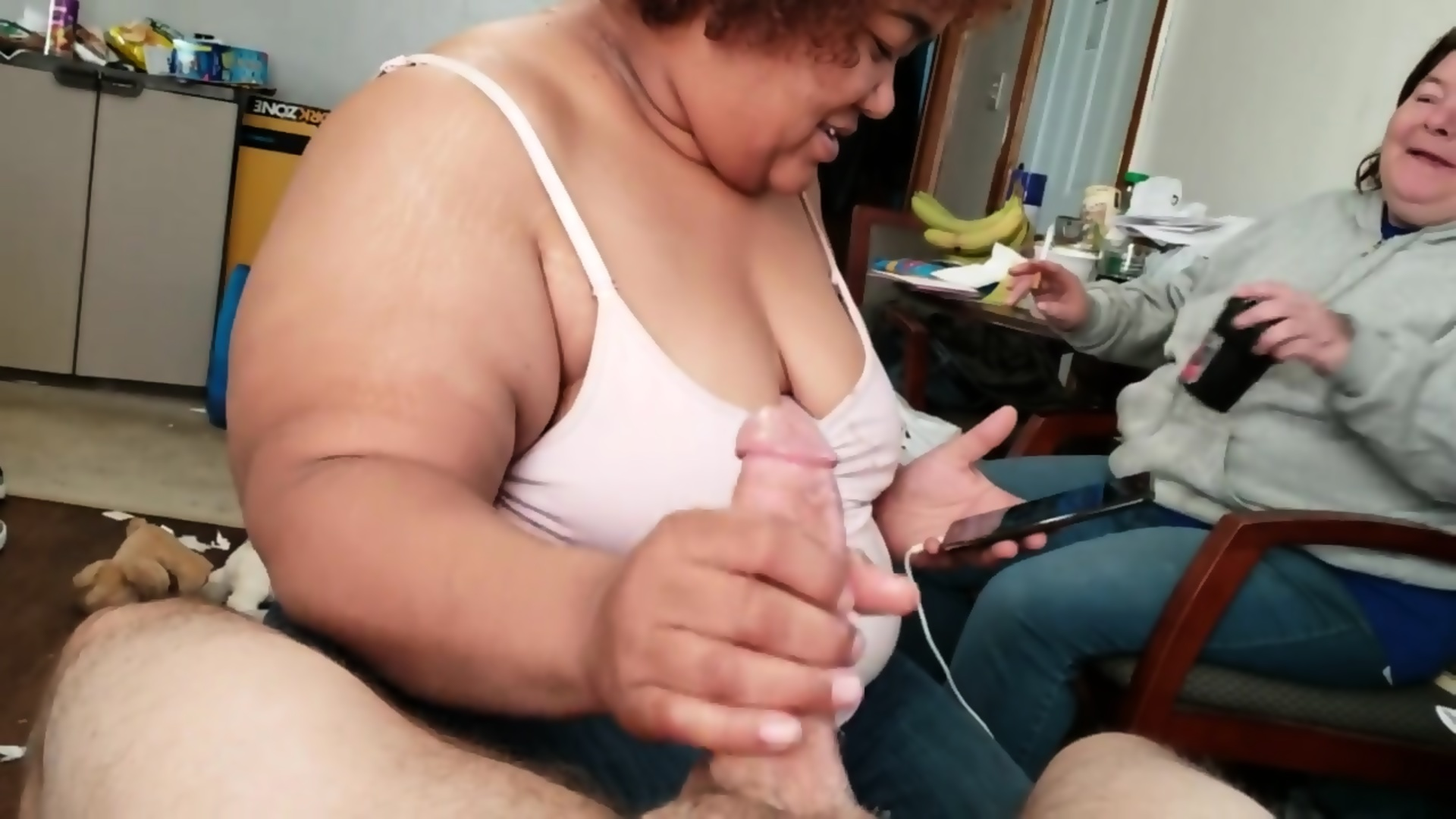 Me Cum Watched She#7