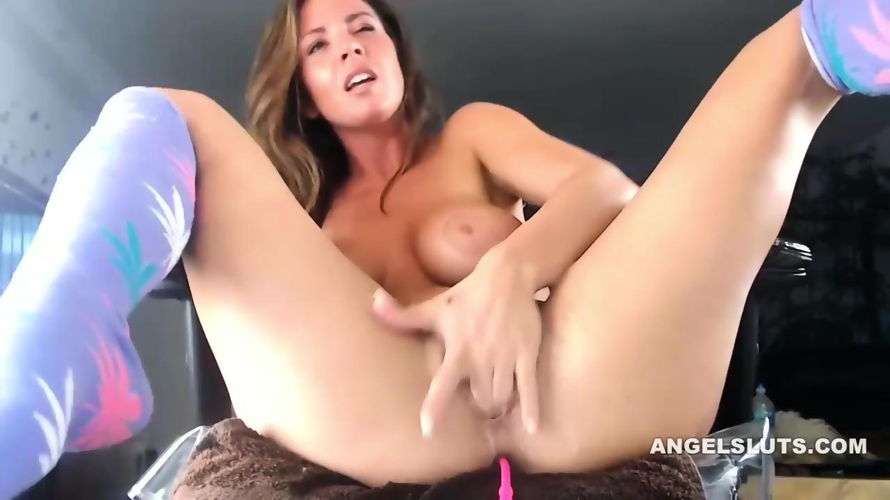 Japanese Big Tits Masturbation