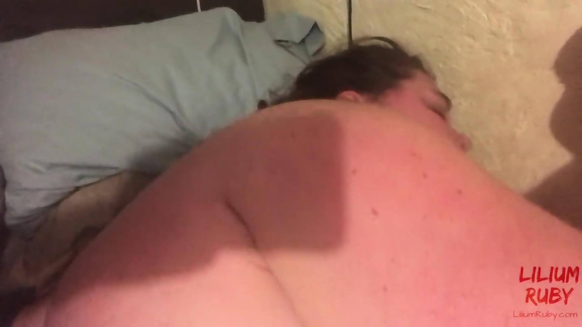 Fat girlfriend fuck