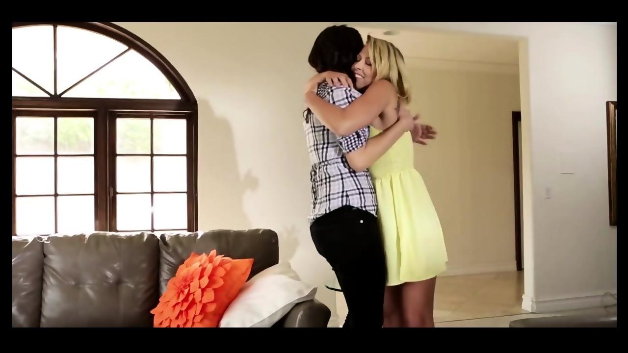 Step Mom Lesbian Threesome