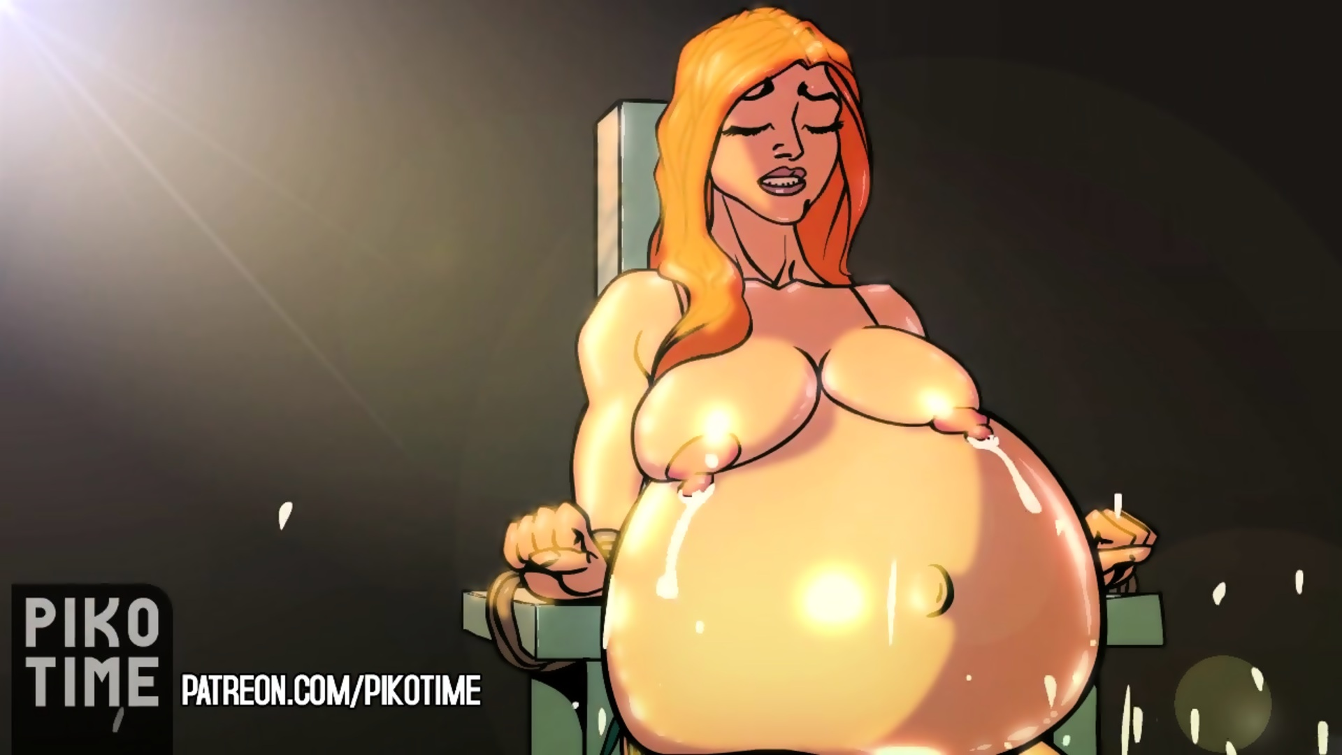 Estrogen breast loss