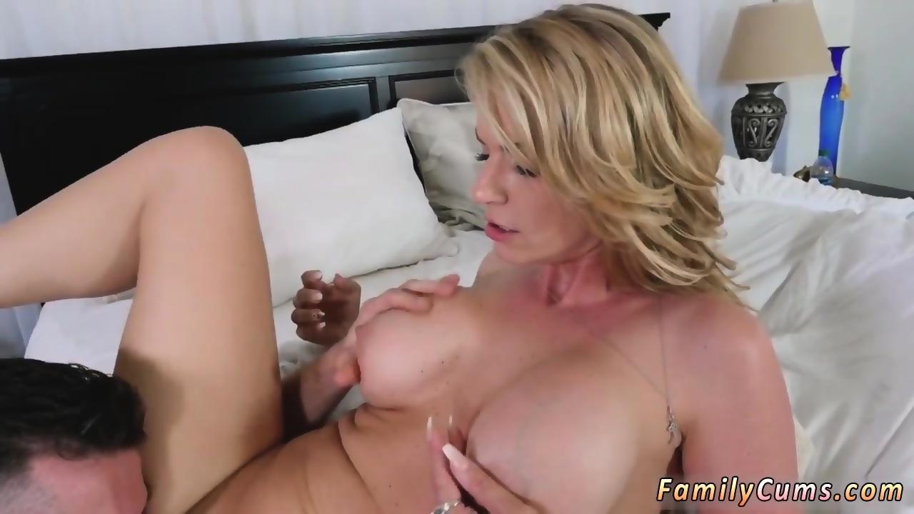 blond orgia