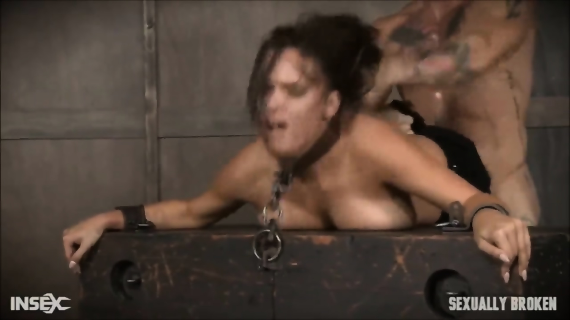 Big Tits Horny Secretary