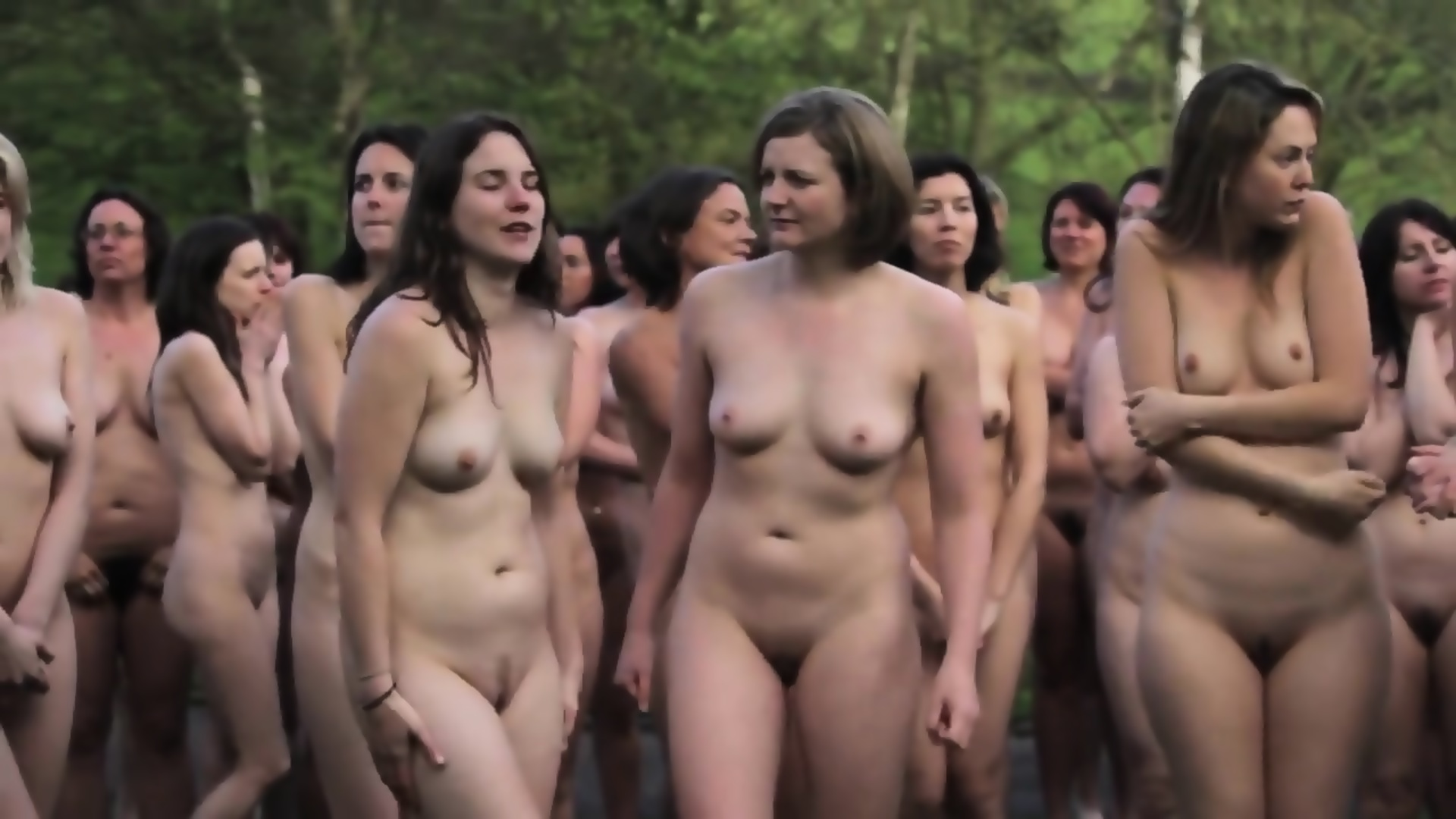 Nude British women groups - EPORNER