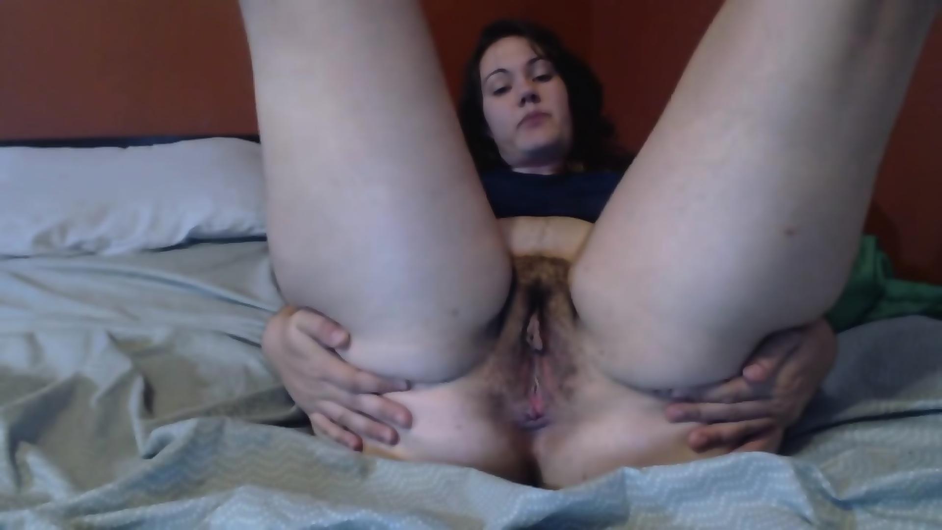 Stranger grab girl slut load