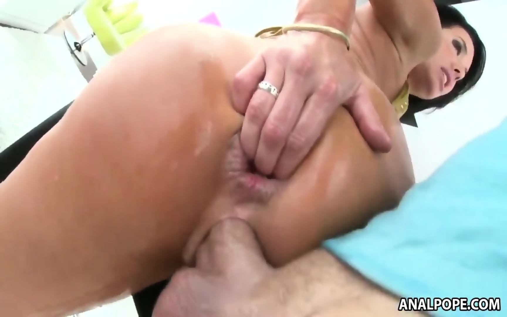 Veronica Avluv Lesbisch Anal