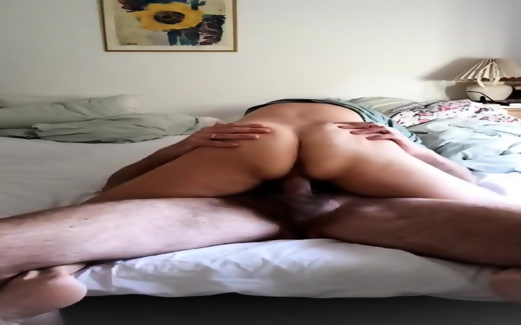 Pull out cumshot