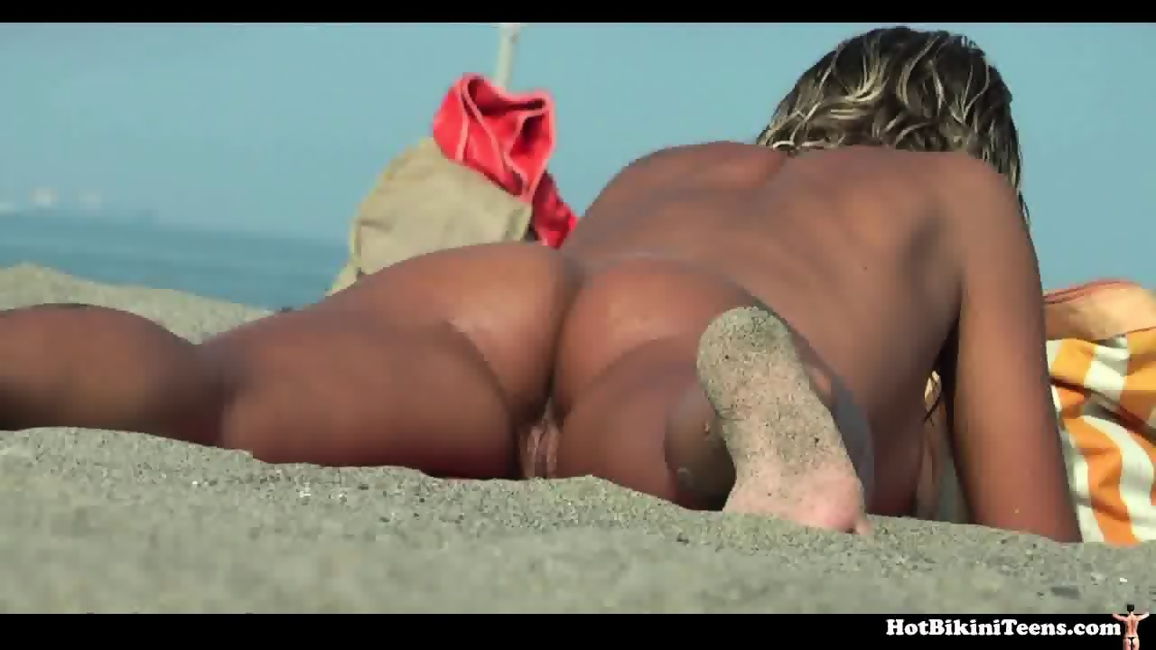 You nude people in beach hd well