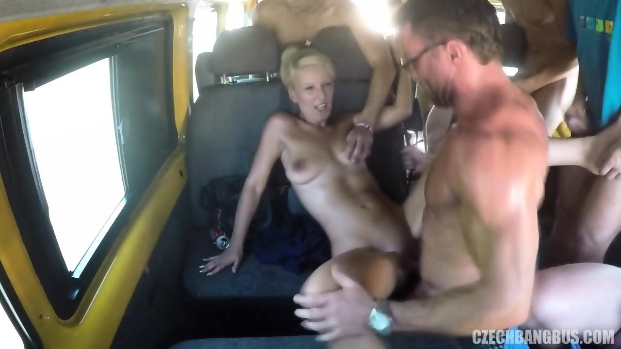 Gangbang Bus