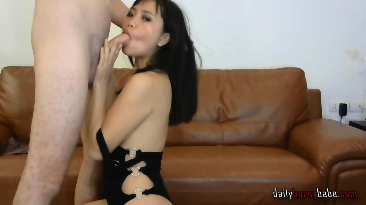 Cumming Hard Inside Her
