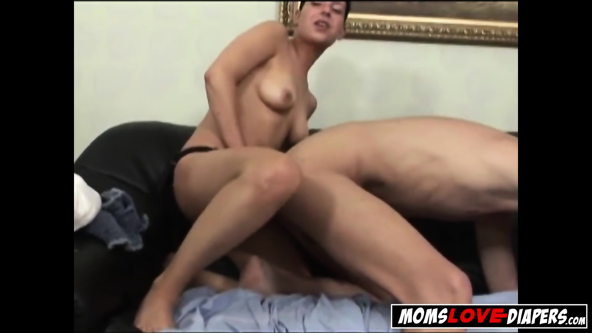 Free wife first interracial