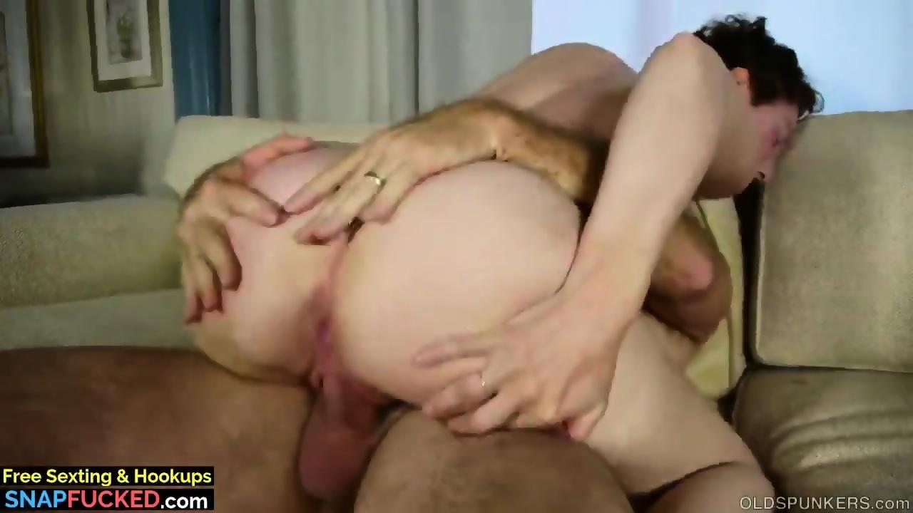 Old Spunkers Porn