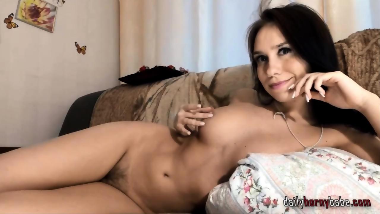 Hairy Teen Pussy Massage