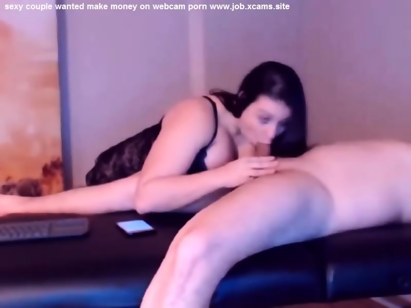 Blowjob on big webcam wife tits consider, that you