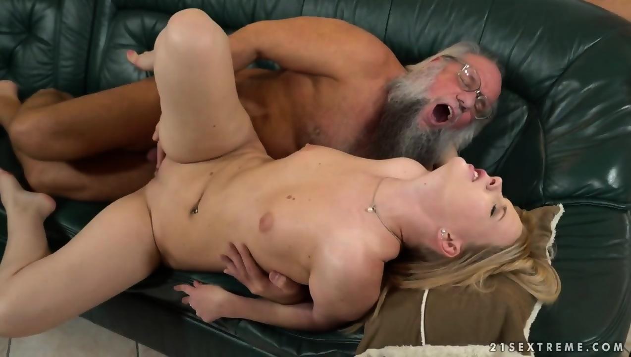 Blonde Niece Fucks Uncle
