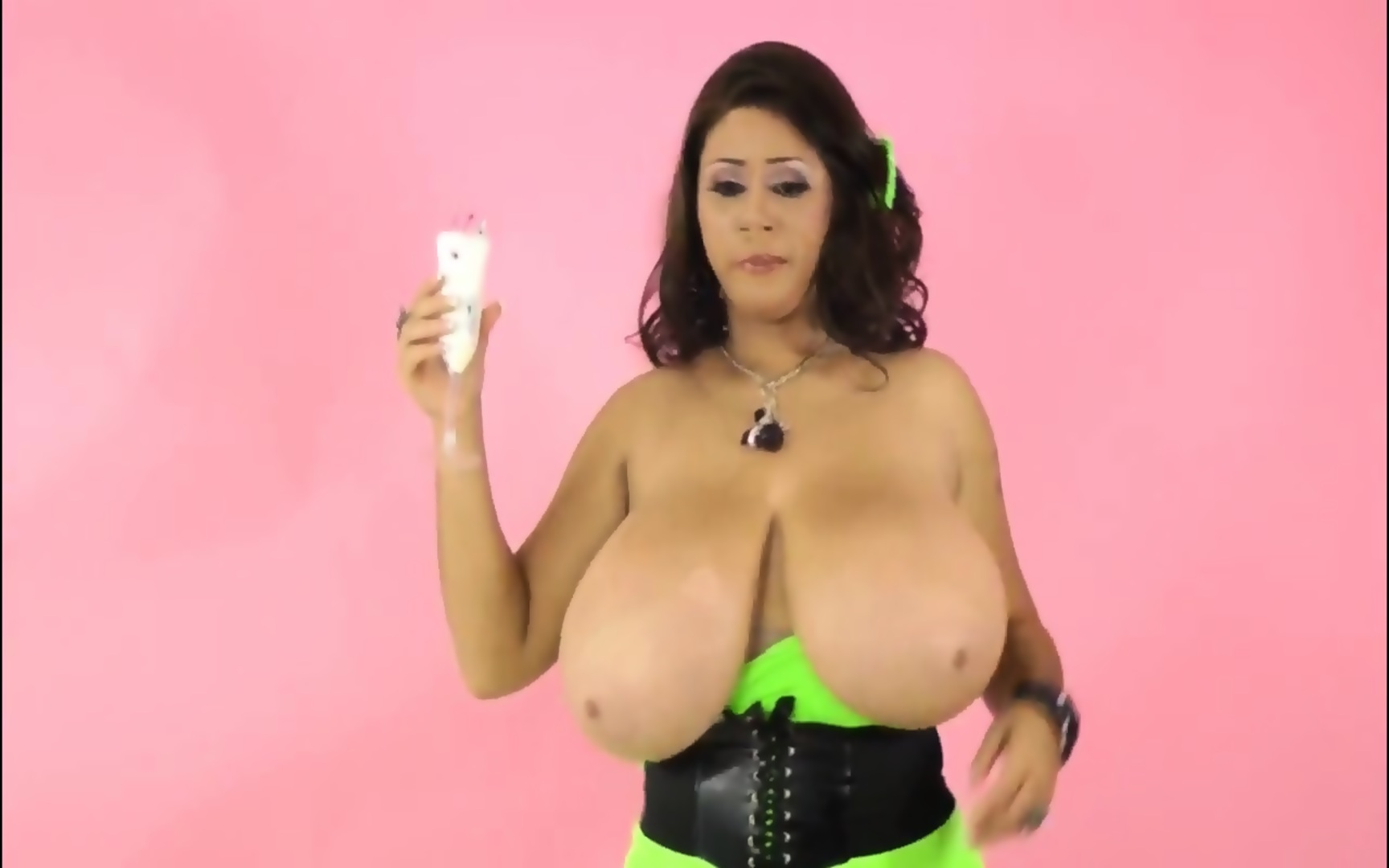 Big tits african blackwoman after delivered xxx